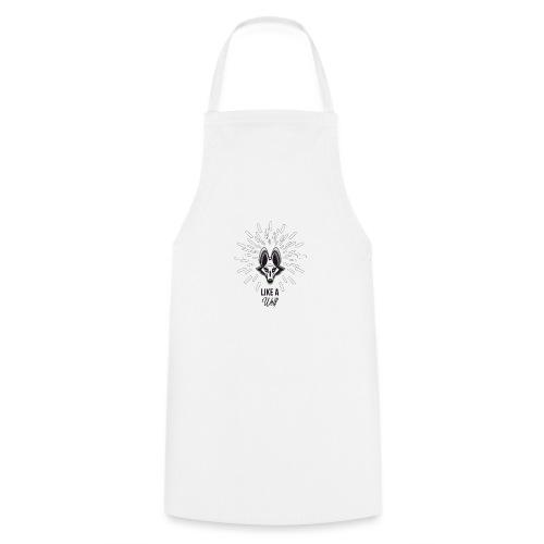 loup gris - Tablier de cuisine