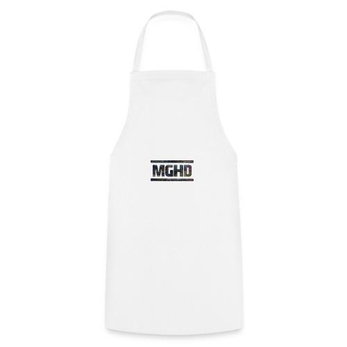 MGHD WHITE T-SHIRT - Cooking Apron