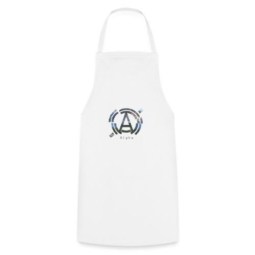 AlphaOfficial Logo T-Shirt - Cooking Apron