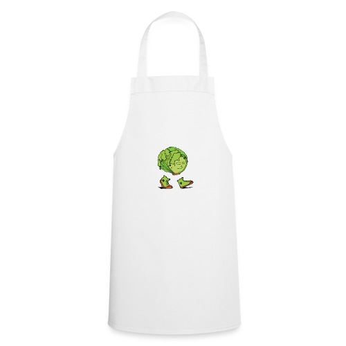 Lettuce Move On - Cooking Apron