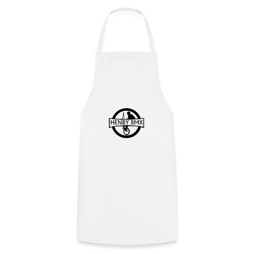 Plain Man's T-Shirt (Official HenbyBMX Logo) - Cooking Apron