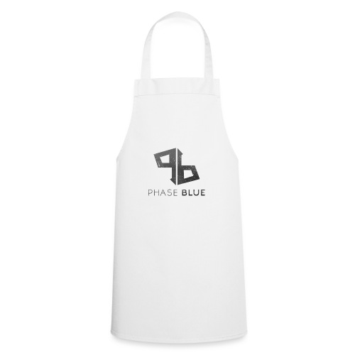 Phase Blue Baseball Shirt - Cooking Apron