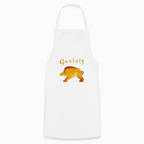 Tshirt Homme Sanglier Gaulois - Tablier de cuisine