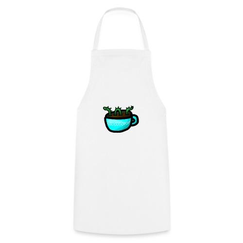 Loch Ness im Kaffee - Kochschürze