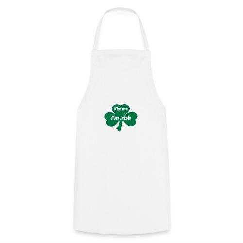 Kiss me I'm Irish - Kochschürze