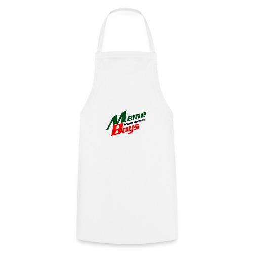 Memeboys Logo Shirt - Cooking Apron
