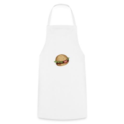 Burger - Tablier de cuisine