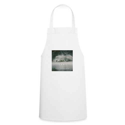 MAGICAL GYPSY ARMY SPELL - Cooking Apron