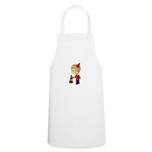 Angry boy - Cooking Apron