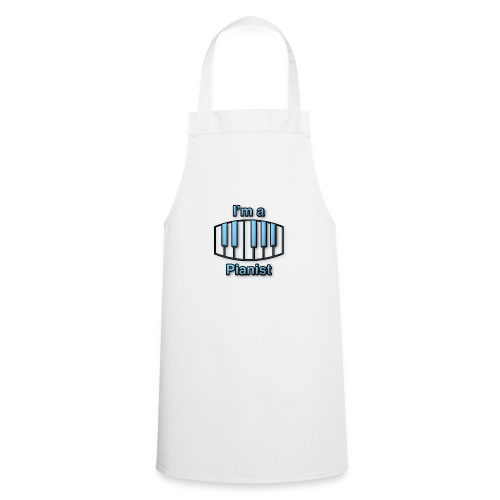 I'm a pianist - Cooking Apron