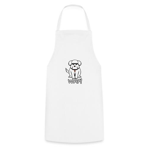 Puppy waf! - Delantal de cocina
