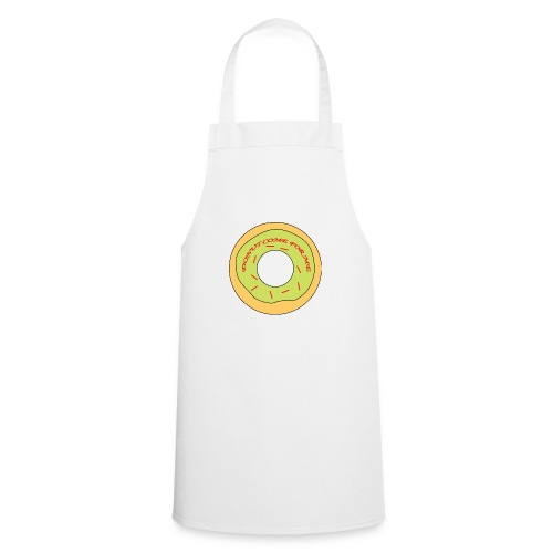 Donut Come For Me Red - Cooking Apron