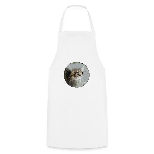 Hippe Katzentasche - Kochschürze
