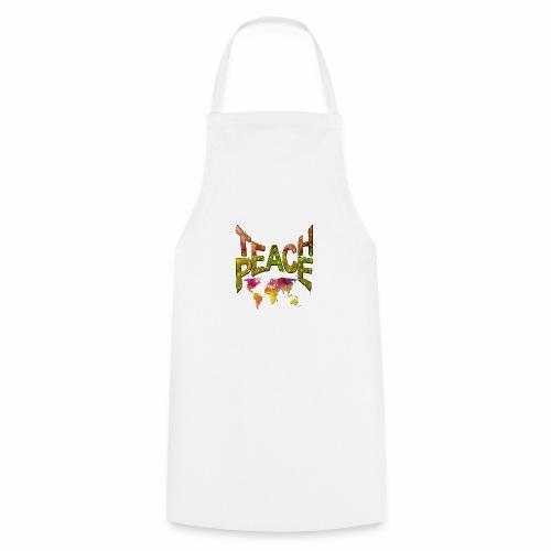 Teach Peace - Cooking Apron