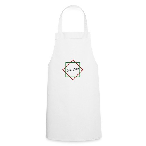 joke city logo - Cooking Apron