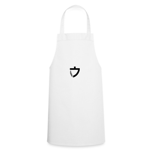 Caelus White hoodie - Cooking Apron