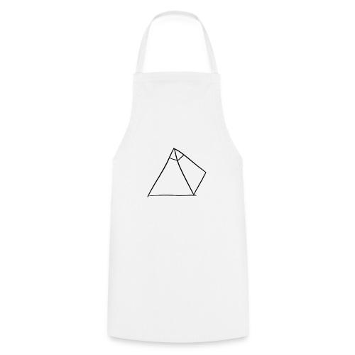 Tasse Blanche/Noir - Logo Noir P Y R A - Tablier de cuisine