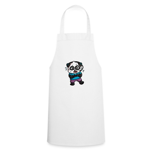 Noob Gamer Panda - Cooking Apron