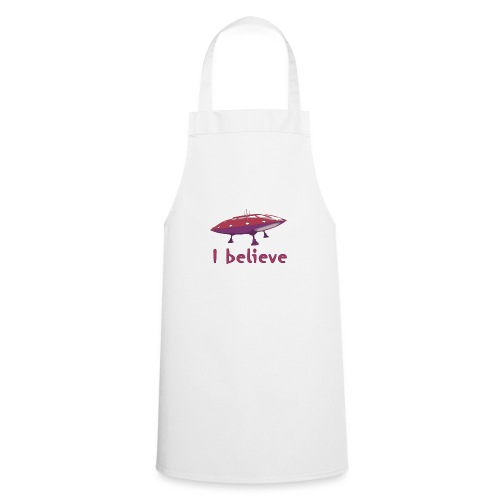 I believe - Cooking Apron