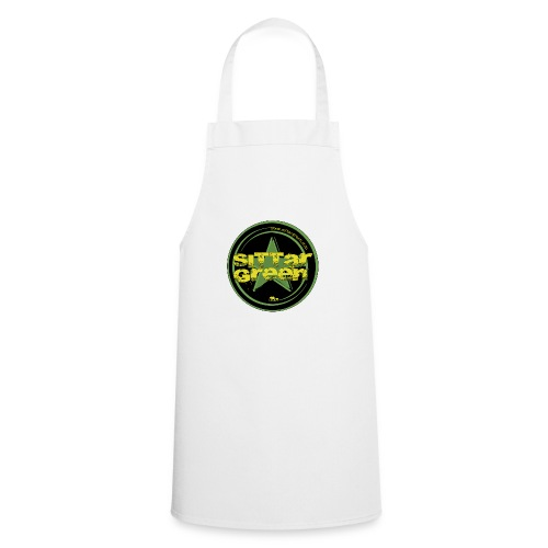 Sittar T-Shirt (Green cilcle) - Delantal de cocina