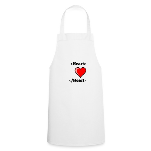 Html Heart - Tablier de cuisine