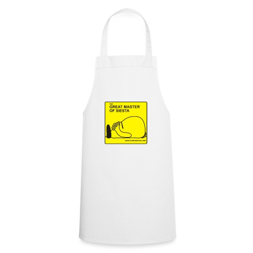 Great Master of Siesta - Cooking Apron