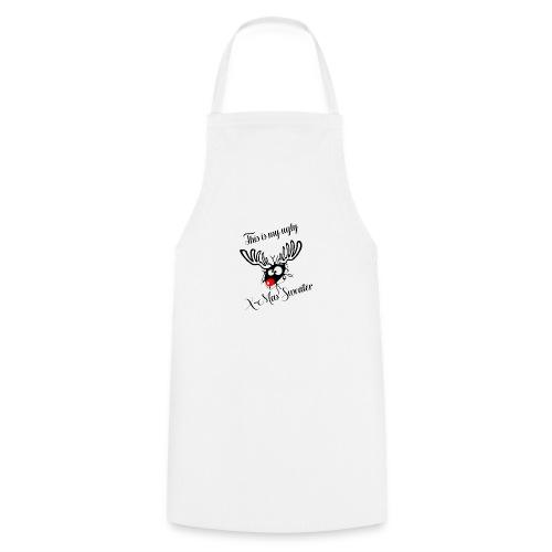 UglyXMas - Kochschürze