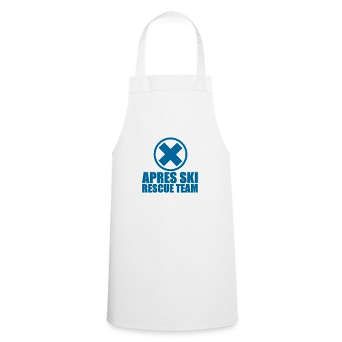 apres-ski rescue team - Cooking Apron