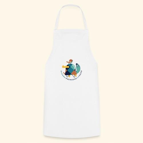 Tartaruga e uccellino - Grembiule da cucina