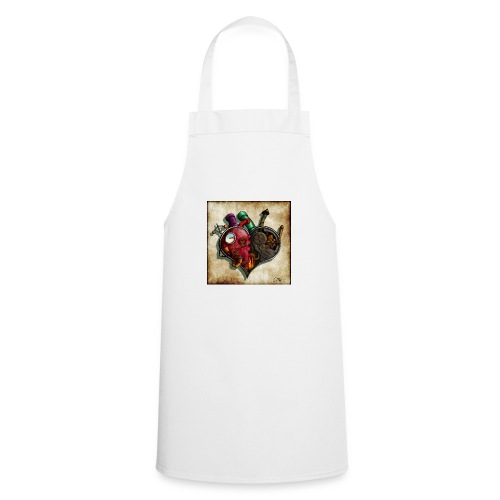 The Clockwork Heart - Cooking Apron