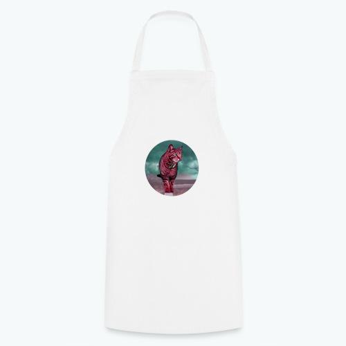 Chat sauvage - Tablier de cuisine