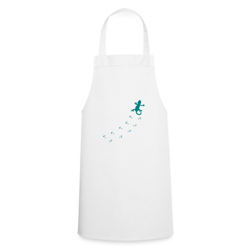 Messy Lizard Paws - Cooking Apron