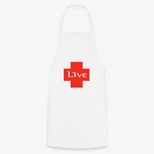 live cross HR png - Keukenschort