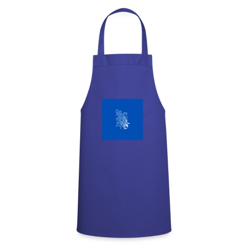 Windy Wings Blue - Cooking Apron