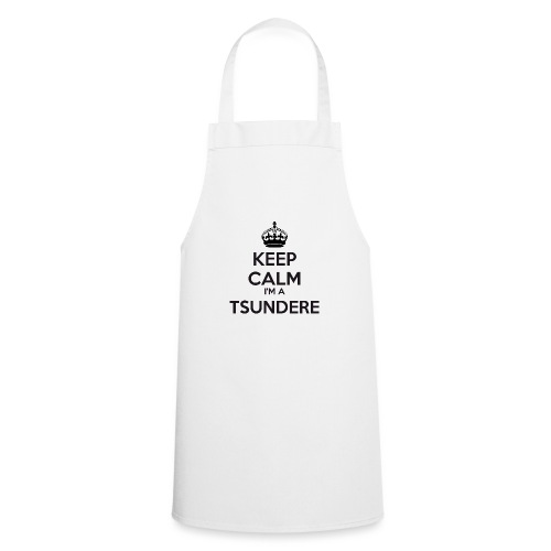 Tsundere keep calm - Cooking Apron