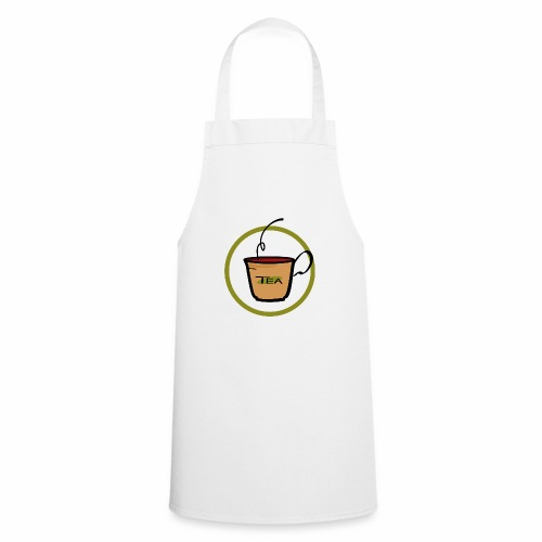 Teeemblem - Kochschürze