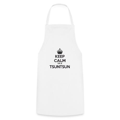 Tsuntsun keep calm - Cooking Apron