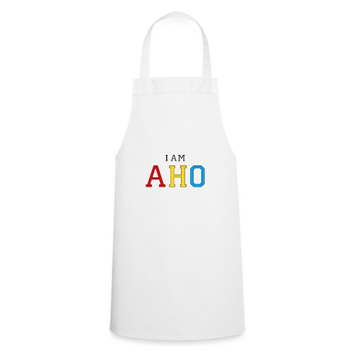 I am aho - Cooking Apron