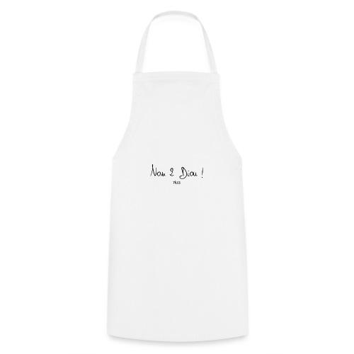 NOM 2 DIOU (7ÎLES) - Tablier de cuisine