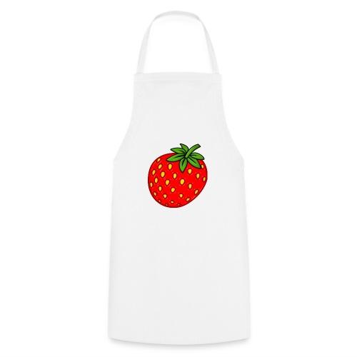 Erdbeere - Kochschürze