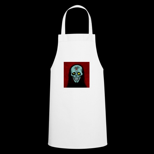 Ghost skull - Cooking Apron