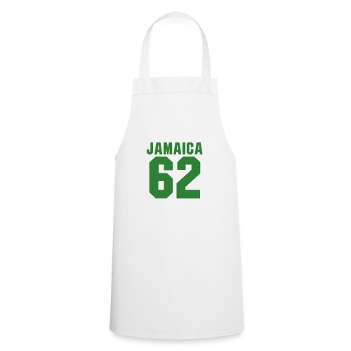 Free Jamaica 1962 - Independence - Proud Jamaicans - Kochschürze