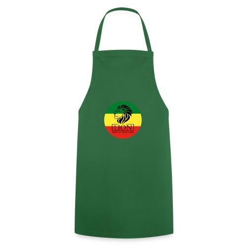 Lion of Judah - Jah Rastafari - Kochschürze