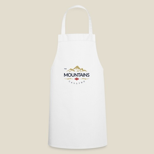 Outdoor mountain - Tablier de cuisine