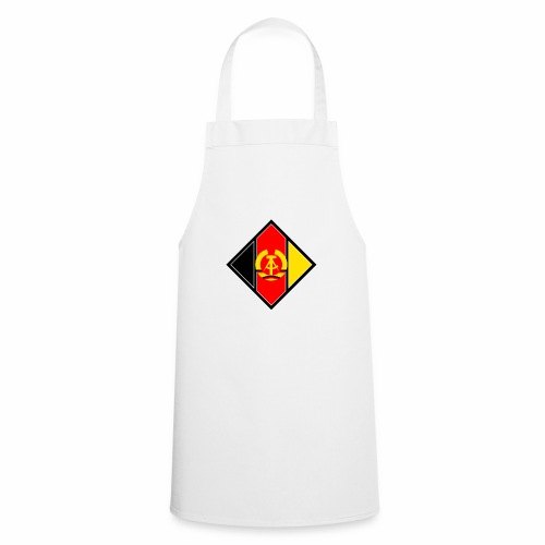 DDR coat of arms stylized - Cooking Apron