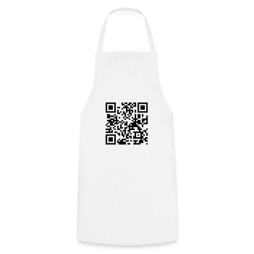 QR Code Geek - Tablier de cuisine