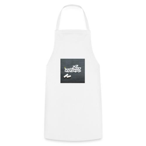 logo mit bg quadrat - Kochschürze