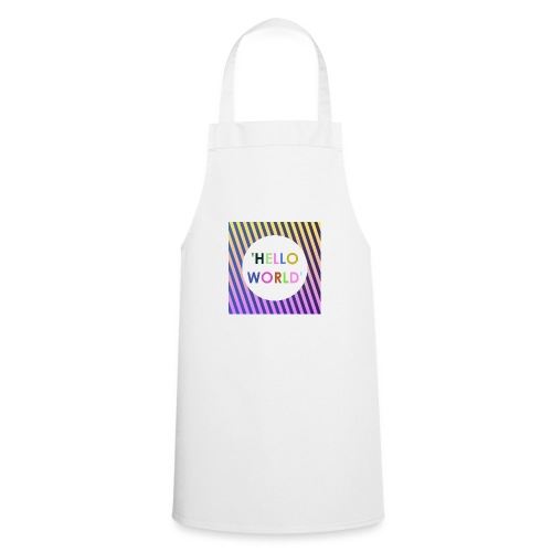 HelloWorld - Cooking Apron