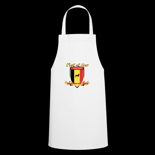 belgique foot coupe du monde - Tablier de cuisine