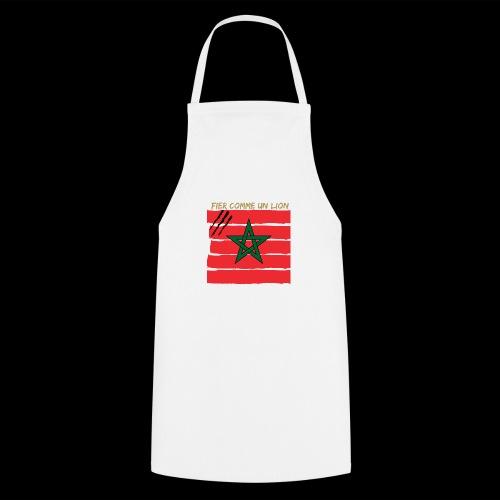 maroc - Tablier de cuisine